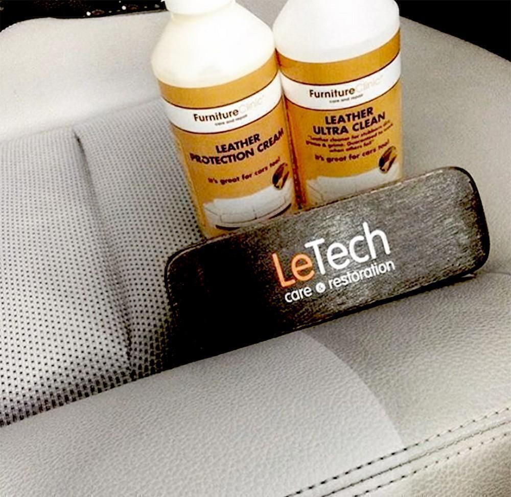 LeTech очищающий крем